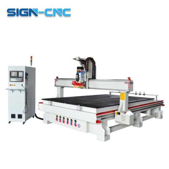2000*3000mm Servo Motor Automatic Tool Change Machine Atc 1325 2125 2030 CNC Router for Wood pictures & photos