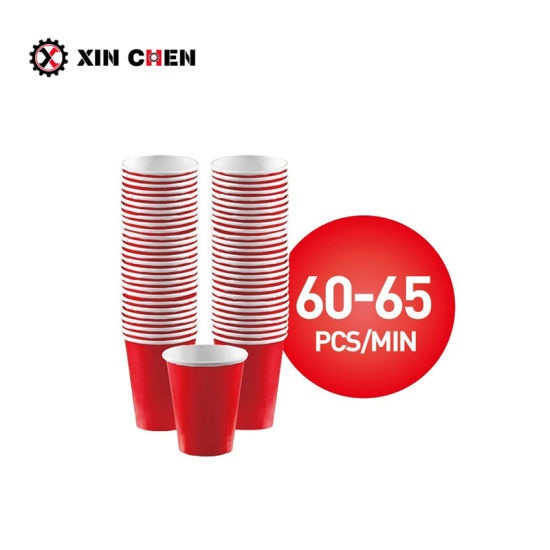 Professional Manufacturer Used Paper Cup Machine pictures & photos