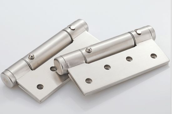 3inch Spring Fuction Stainless Steel Hinges for Cabinets pictures & photos