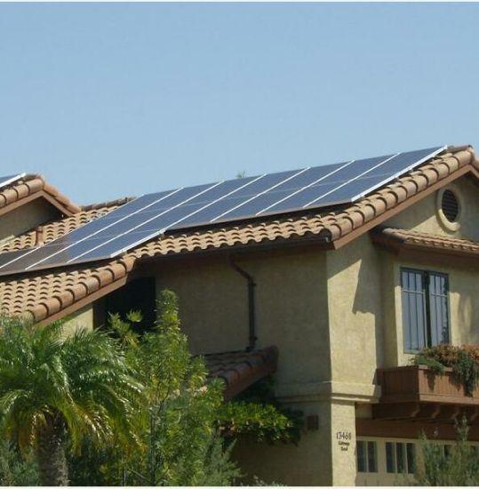 Super Quality Wholesale PV Module Poly Roof 320watt Solar Panels