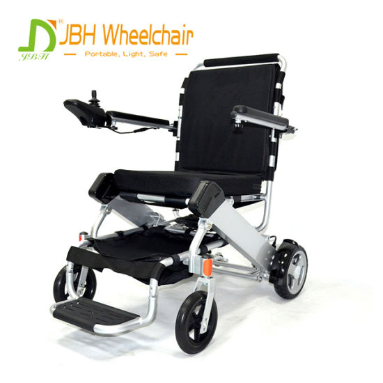 FDA Approved Brushless Electric Power Wheelchair