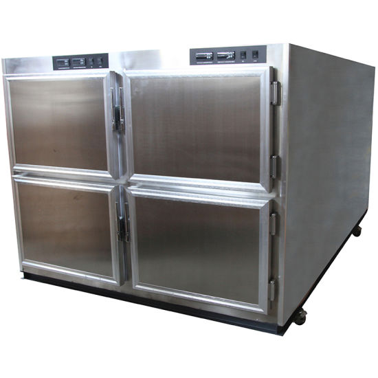 China ISO9001&13485 Factory Simple Mobile Refrigerator