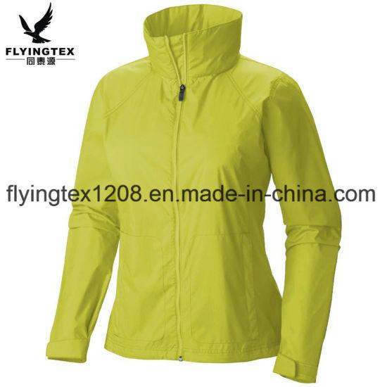 Women&Lady Waterproof Windproof High Quality Windbreaker Jacket