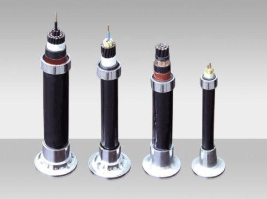 Multiple Copper Cores Control Cable, PVC Insulated PVC Sheathed Steel Wire Armored Control Cable.