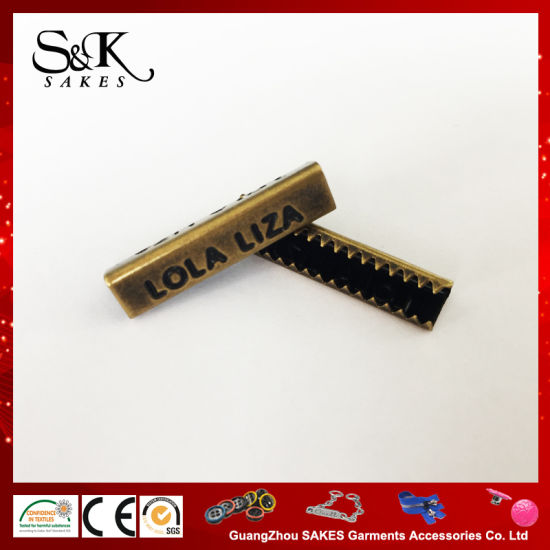 Hot Sale Metal Clip with High Quality Use in Garments