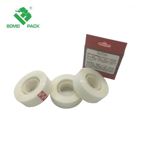 Adhesive Tapes 12 Magic invisible Tape  3/4x1000  1inch Core Matte finish Bulk Pack Rolls NEW