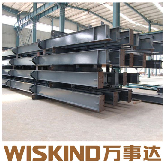 China Prefabricated Long Span H-Section Steel Structure
