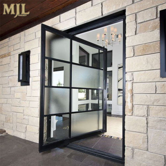 Us Villa Main Entry Door Modern Design Pivot Doors & China Us Villa Main Entry Door Modern Design Pivot Doors - China ...