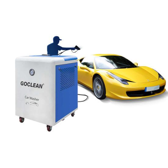 Mini Portable New Steamer Goclean 6.0 Steam Wash Car