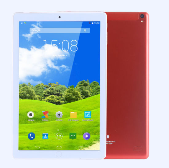 Android OEM 10.1 Inch Quad Core 16GB 3G Phone Call IPS Tablet MID pictures & photos