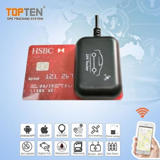 Accurate Location Mini GPS Tracking for Motorcycle, Private Car Mt05 -Ez