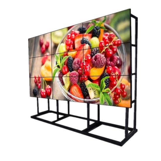 TFT 4: 3 LED backlight TFT monitor LCD wall with remote-control unit pictures & photos