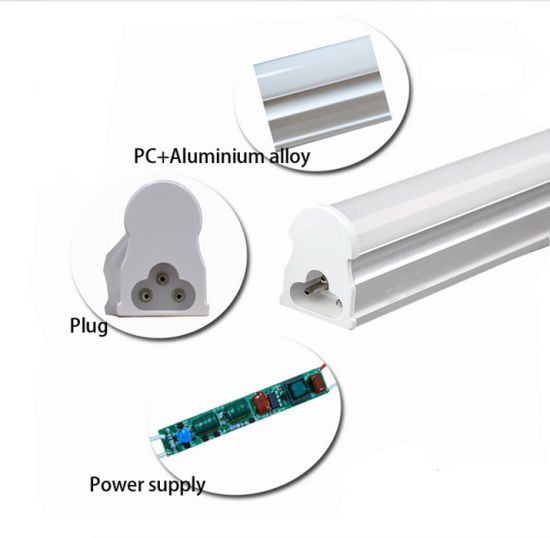 1500mm 23W T5 Tube LED Light 110lm/W Bulb pictures & photos