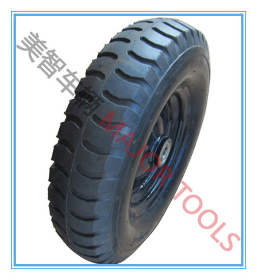 18 Inch Pneumatic Rubber Wheel 5.00-8 for Muddy Road Tools pictures & photos