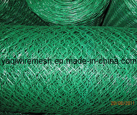 "1/2"" 3/4"" Galvanized Hexagonal Wire Mesh Chicken Wire Mesh Coops High Quality China Supplier"