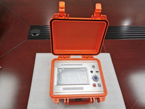 Electric Copper Tdr Cable Fault Locator 100km