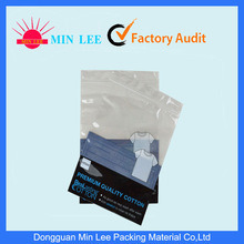 PE Printed Resealable Zipper Medical Plastic Packaging Bag (MD-Z-07) pictures & photos