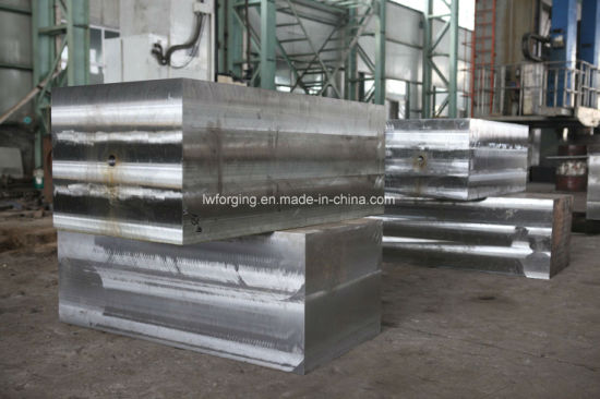 Plate Forging Square Bar Forged pictures & photos