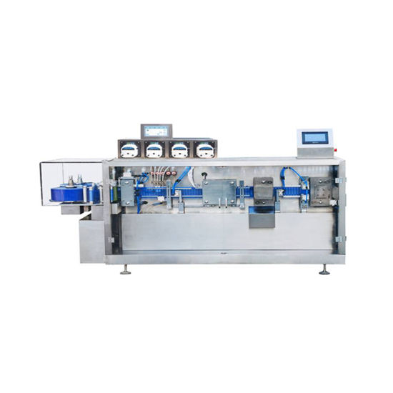 China Automatic Plastic Ampoule Blow-Fill-Seal Production Line