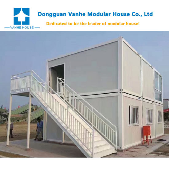 20FT Great Insulation Bedroom and Office Modern Prefab Container Modular House