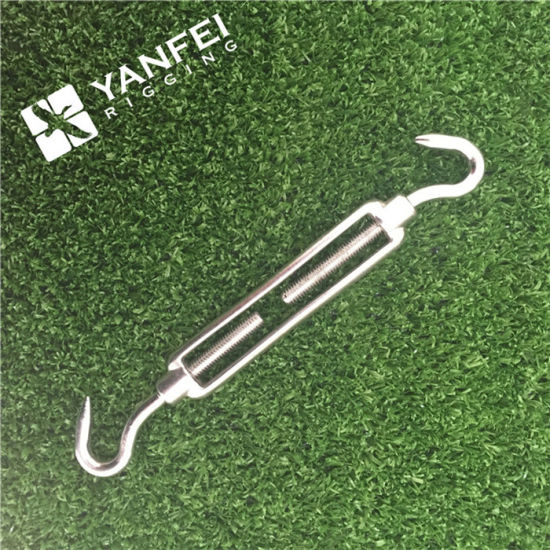 Stainless Steel Hook and Hook Turnbuckle with European Type pictures & photos