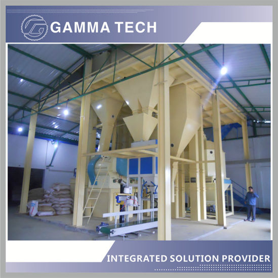 Small 0.5-2tph Small Modular Feed Set Price_Poultry Feed Production Plant with CE Approved