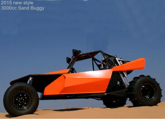 Promotion Price 280HP V6 2 Seats Sand Buggy pictures & photos
