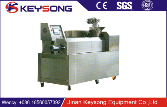 Stainless Steel Soya Protein Mince Machine Vegetarian Chicken Meat Processing Plant pictures & photos