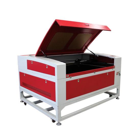 1390 CO2 Laser Cutting Machines Laser Engraving Machine 100W 130W 150W Rici Glass Tube