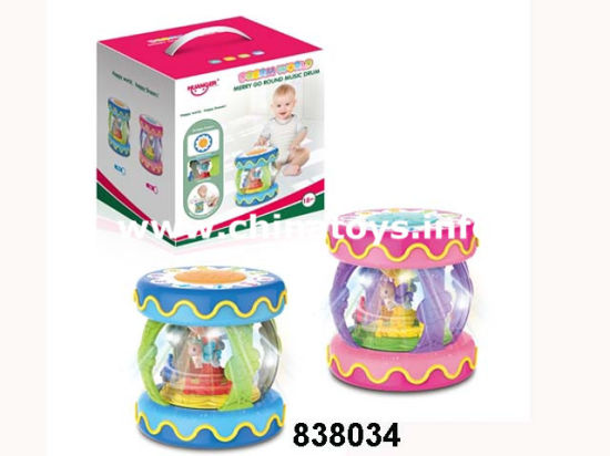 Plastic Electrical Educational Toy Baby Toy (838035) pictures & photos