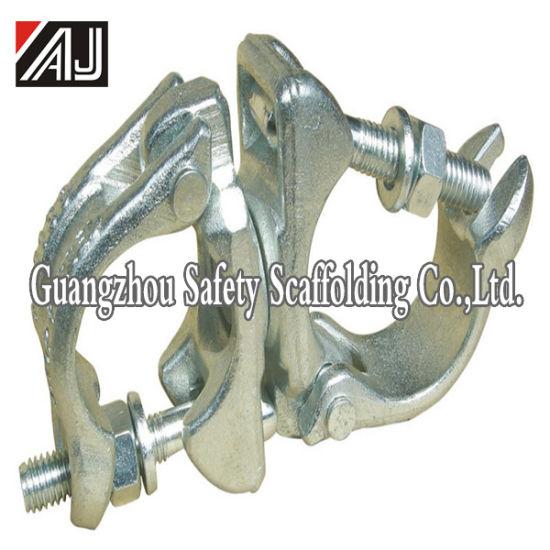 Drop Forged Scaffolding Tube Clamp, Guangzhou Manufacturer