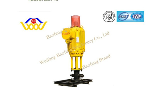 Petroleum Downhole Screw Pump 37kw Direct Ground Driving Device pictures & photos