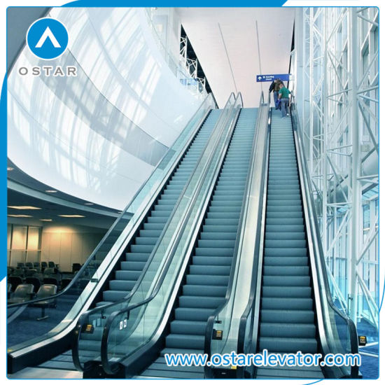 2017 Popular 35 Degree Automatic Escalator for Shopping Center Used pictures & photos