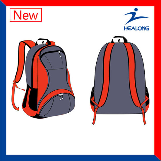 Wholesale Customized Teenagers Climbing Backpacks School Bags pictures & photos