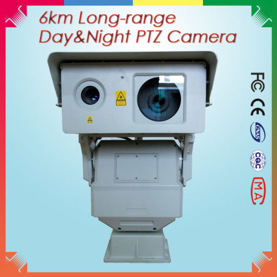Long Range IR Laser Night Vision Camera with IP HD Lens for 3km pictures & photos