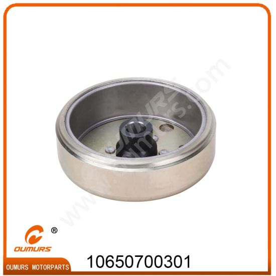 Motorcycle Engine Part Magneto Coil Rotor for Kymco Gy6-60