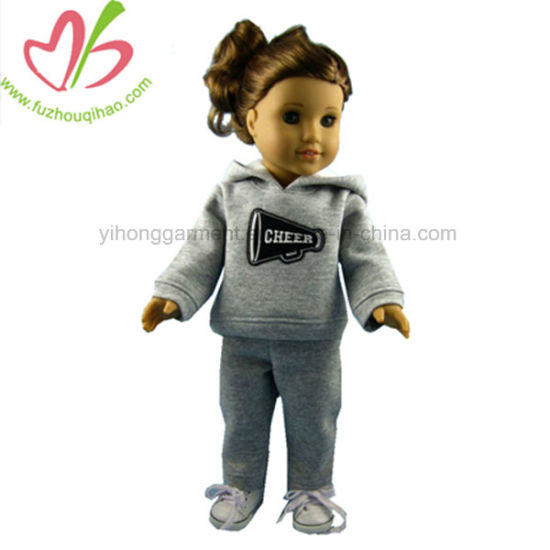 Girl Toy Accessories Doll Clothes Set  Clothes Hoodie pictures & photos