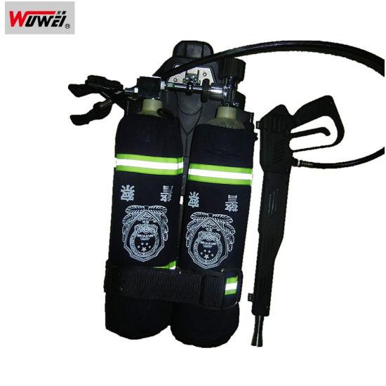 Anti-Riot Gear with Tear Gas for Military (QSQ-BF-WW)