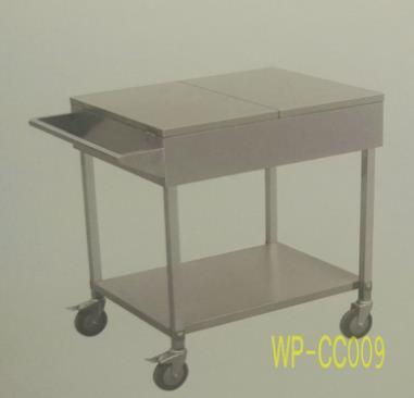 China Stainless Steel Kitchen Cart, for Dining, Restaurant, Hotel ...