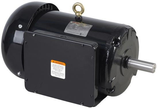 Single Phase Air Compressor AC NEMA Motor