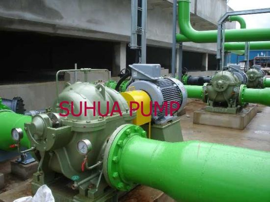 (SOW) Axial Centrifugal Split Casing Pump pictures & photos