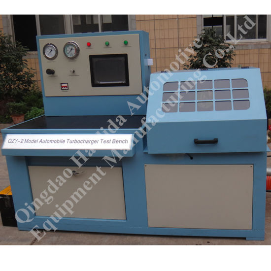 Turbocharger Test Equipment with Computer Control pictures & photos