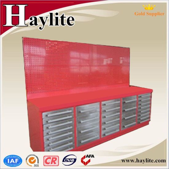 Wholesale Steel Plate Tool Cabinet with Drawers pictures & photos