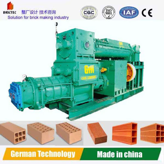 German Technology Hollow Block Making Machine for Brick Production Line