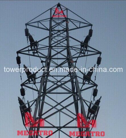 Megatro 66kv Dual Terminal Tower (MGP-DTT66)