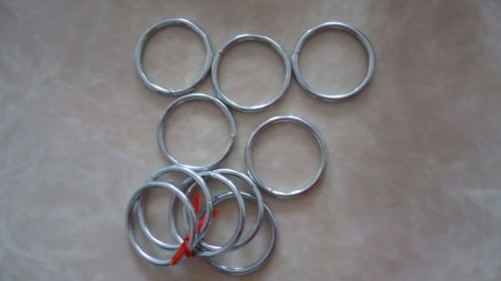 Stainless Steel Round Ring Welding pictures & photos
