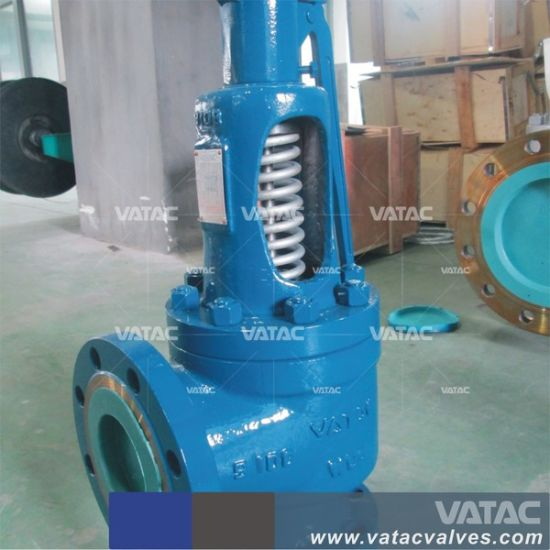 API 520 Wcb/Lcb/Wc6 Spring Loaded Low Lift Safety Relief Valve pictures & photos