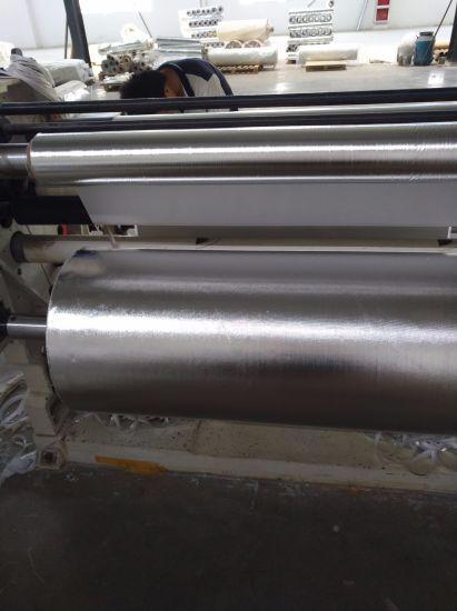 880g Aluminum Foil Coated Fiberglass Fabric
