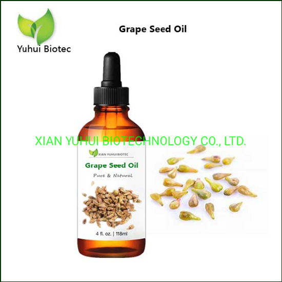 Pure Grapeseed Carrier Oil for Aromatherapy