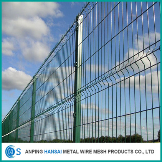 Rectangular Wire Mesh | China 3d Rectangular Wire Mesh Residential Fence China Residential
